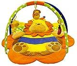 Alfombras de juego y gimnasio para beb�s, mantas de actividades le�n. Regalo beb�