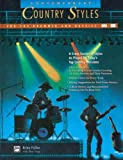 img - for Contemporary Country Styles for the Drummer and Bassist (Book & CD) book / textbook / text book