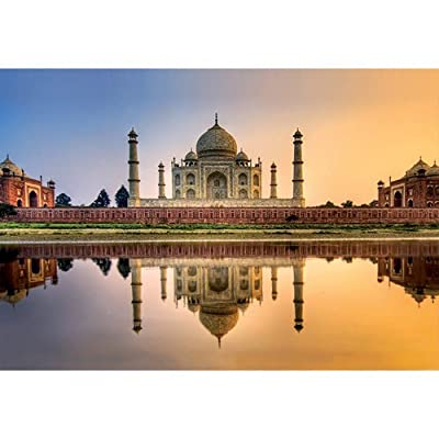 2,000 Piece Puzzle - Taj Mahal, India
