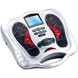 newgen medicals Fußreflexzonen-Massagegerät mit Infrarot-Tiefenwärme