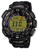 [カシオ]CASIO 腕時計 PROTREK プロトレック Color Display Series タフソーラー PRG-240-1BJF メンズ