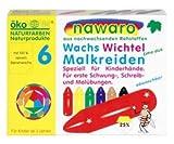 6 Wax Crayons