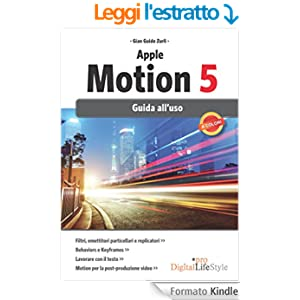 Apple Motion 5: Guida all'uso