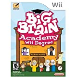 Big Brain Academy Wii Educational Game