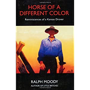 Horse of a Different Color Book Cover