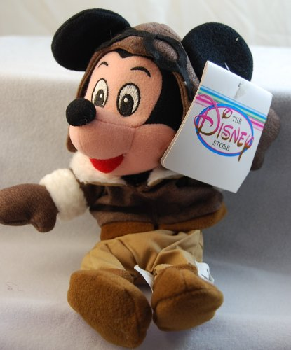 Pilot Mickey Bean Bag - 1