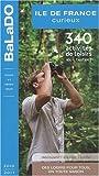 echange, troc Collectif - Guide BaLaDO curieux ILE-DE-FRANCE 2010-2011