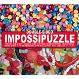 Double Sided Impossipuzzle 550 Pieces - Sweets