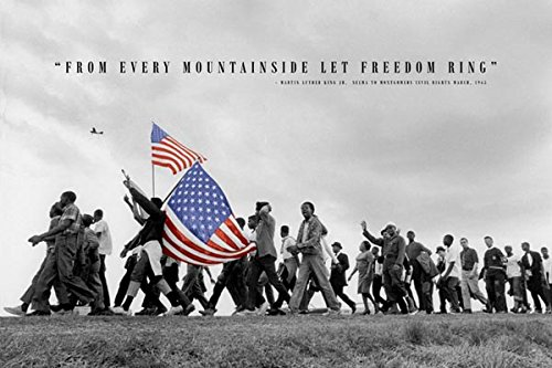 Selma March - From Every Mountianside Let Freedom Ring 24