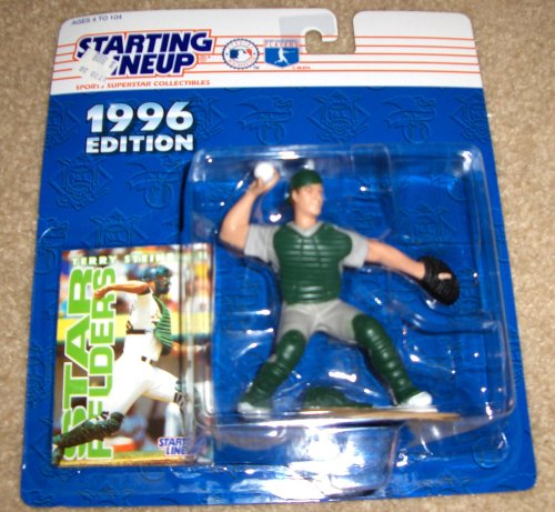 1996 Terry Steinbach MLB Starting Lineup - 1