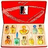 Charrier Parfums - Coffret 10 Parfums Charrier 'Les Parfums de France' 46,3ml