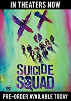 Suicide Squad (Blu-ray 3D + Blu-ray + DVD + Ultraviolet Combo Pack) from Warner Home Video