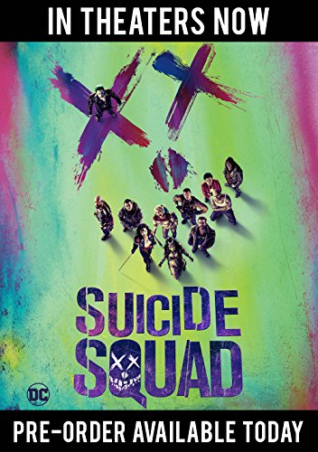 Suicide Squad (Blu-ray + DVD + Digital HD Ultraviolet Combo Pack) Review