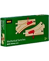 Brio - 33344 - Circuit - Aiguillages mécaniques
