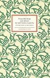 Von dem Fischer un syner Fru. Insel-Bücherei,  Band 1075 (3458190759) by Philipp O Runge