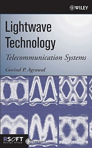 Lightwave Technology: Telecommunication Systems