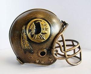 NFL Washington Redskins Desktop Helmet Statue by Wild Sports