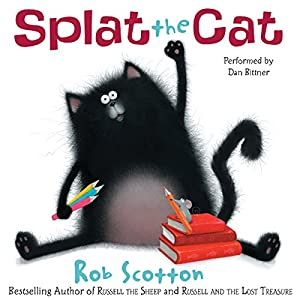Splat the Cat Audiobook
