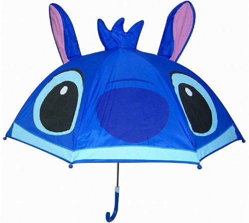 キャラクター 耳付き傘 スティッチ