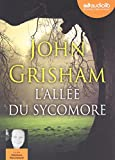 L'Allée du sycomore: Livre audio - 2 CD MP3 - 655 Mo + 696 Mo
