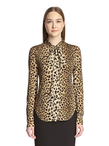 Chloé Women's Leopard Blouse