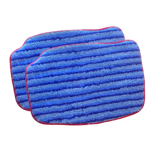 Bissell Microfiber Mop Pads front-25848