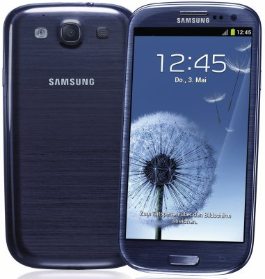 Telekom Samsung i9300 Galaxy S3 16GB T-Mobile-Edition ohne Vertrag pepple-blue