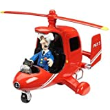 Postman Pat Diecast Vehicle with Sound - SDS Helicopter