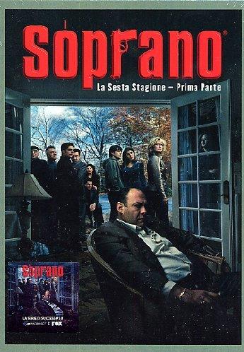 I Soprano - Stagione 06 #01 (4 Dvd) [Italia]
