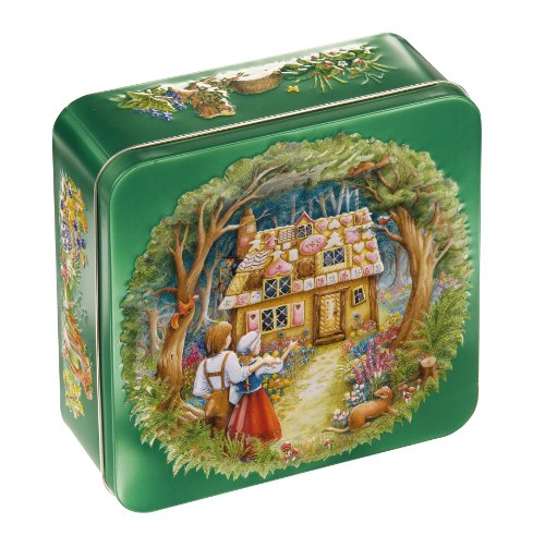Churchill's Hansel and Gretel Tin with Fruit and Lemon Biscuits 200 g