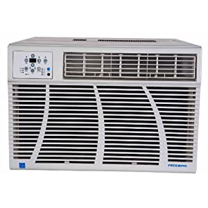 Thru The Wall Air Conditioners Fedders Azer24e7a White