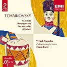 Tchaikovsky: Swan Lake, Sleeping Beauty & The Nutcracker