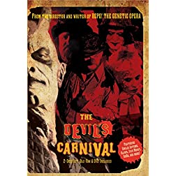 The Devil's Carnival [Blu-ray]