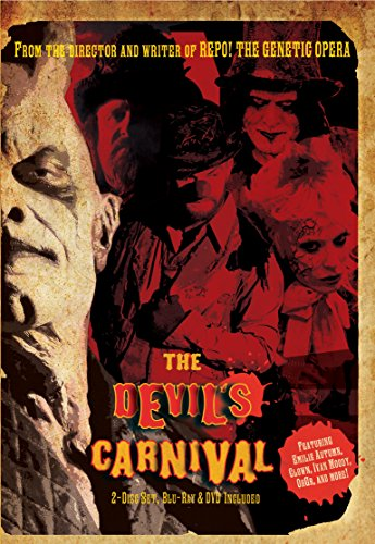 Devil's Carnival (Bluray + DVD combo) [Blu-ray]