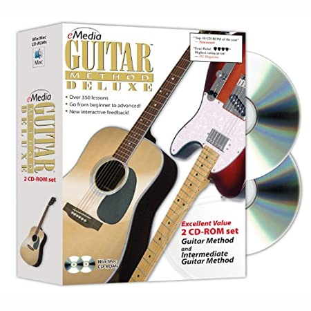 eMedia Guitar Method Deluxe - 3 Users
