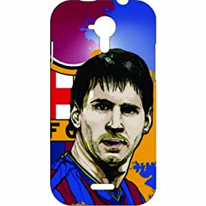 Printland Micromax A117 Messi Zeal Phone Cover