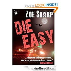 DIE EASY: Charlie Fox book ten (the Charlie Fox crime thriller series)