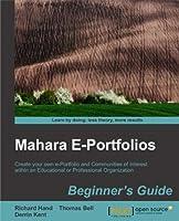 Mahara E-Portfolios: Beginner's Guide Front Cover