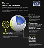 Srixon Mens Q-Star Golf Balls (1-Dozen)