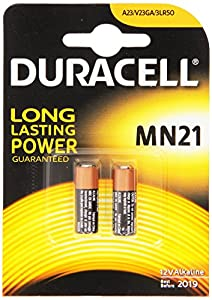 Duracell Batteries MN21 2 Pieces