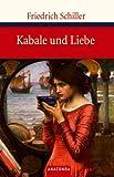 Kabale und Liebe - Ein bürgerliches Trauerspiel (Große Klassiker zum kleinen Preis) title=