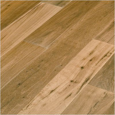 "Navarre Natural Oil Finish Oak Hardwood 7-1/2"" Engineered Oak in Rustic Gaillac"