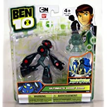 Ben 10 Ultimate Alien 4-inch Ultimate Echo Echo Haywire (Includes Minifigure)