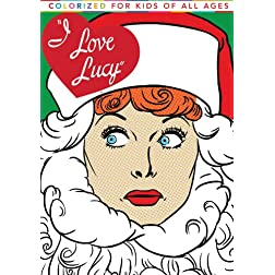 I Love Lucy: Colorized Christmas