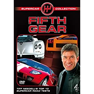 Fifth Gear Supercar Collection [DVD] [2008]