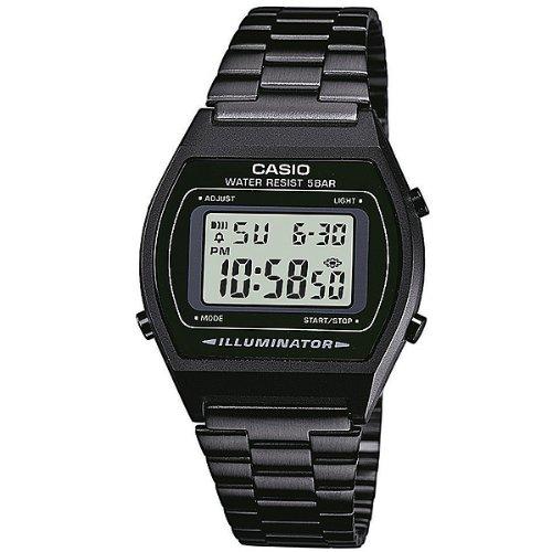 Casio B640wb-1aef Metal Watch - Black