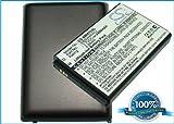 Battery for Samsung Omnia 7, 3.7V, 2400mAh, Li-ion