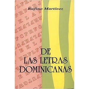 De Las Letras Dominicanas