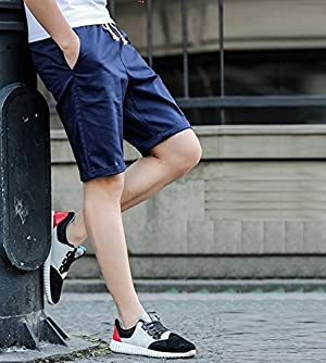 ventvague 無地 カジュアル ショート ハーフ パンツ 半ズボン 短パン メンズ
