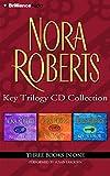 Nora Roberts Key Trilogy CD Collection: Key of Light, Key of Knowledge, Key of Valor